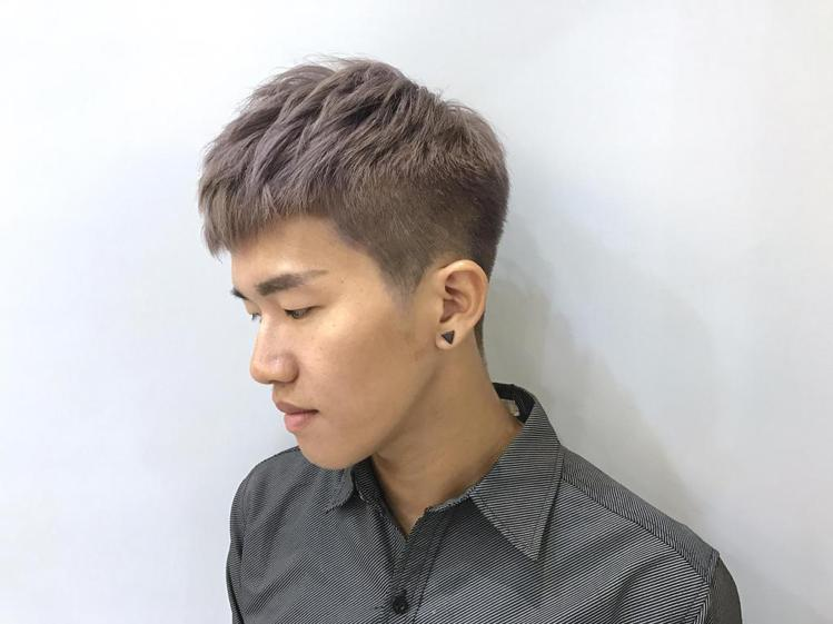 髮型創作/E3 Hair Salon 民族店 - 緯震(Eric)。圖/Hair...