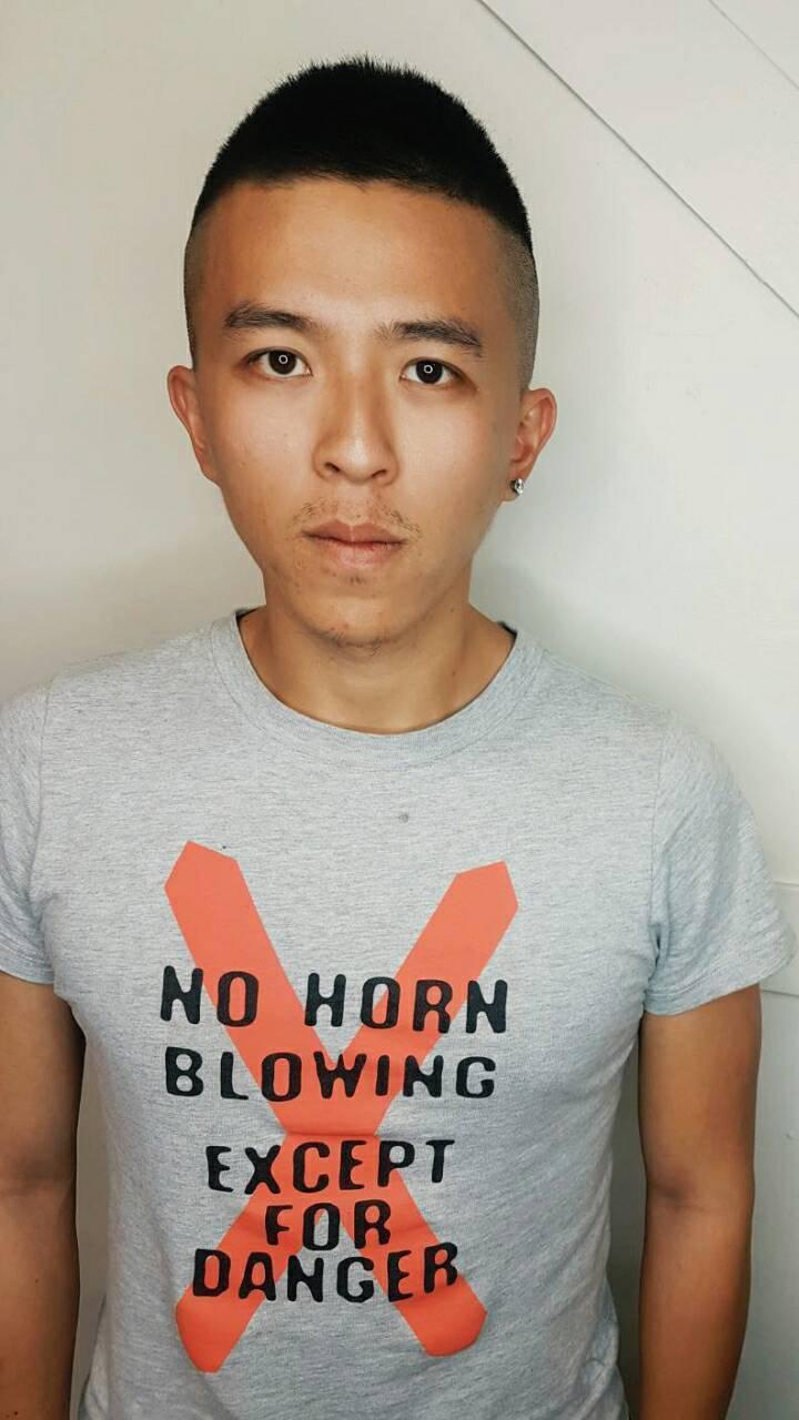 髮型創作/黎皓Li Hao - Sun。圖/HairMap美髮地圖提供