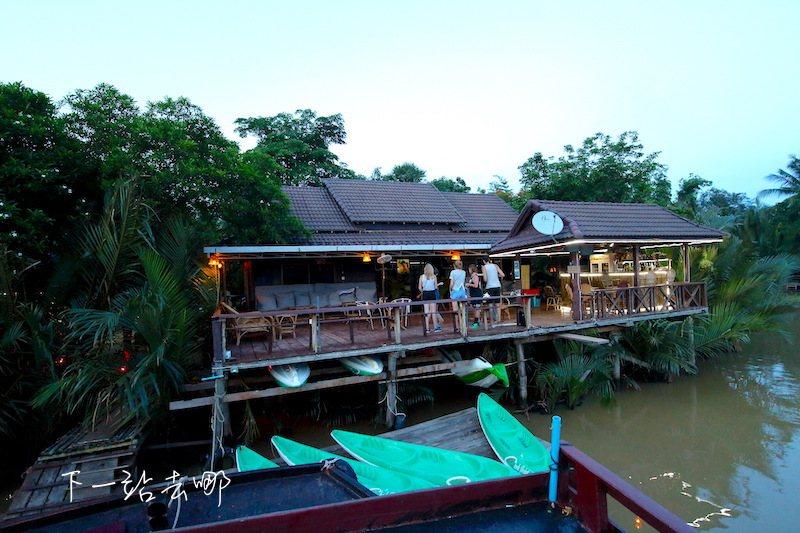 河畔啤酒屋。 攝影/賴勳毅