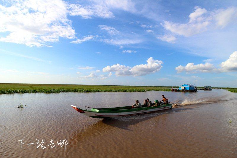 浮村居民。 攝影/賴勳毅