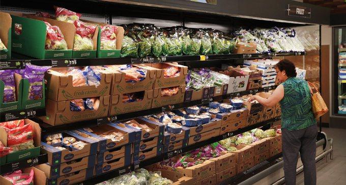 美國勞工部勞動統計局(BLS)14日公布,美國1月消費者物價指數(CPI)年比攀...