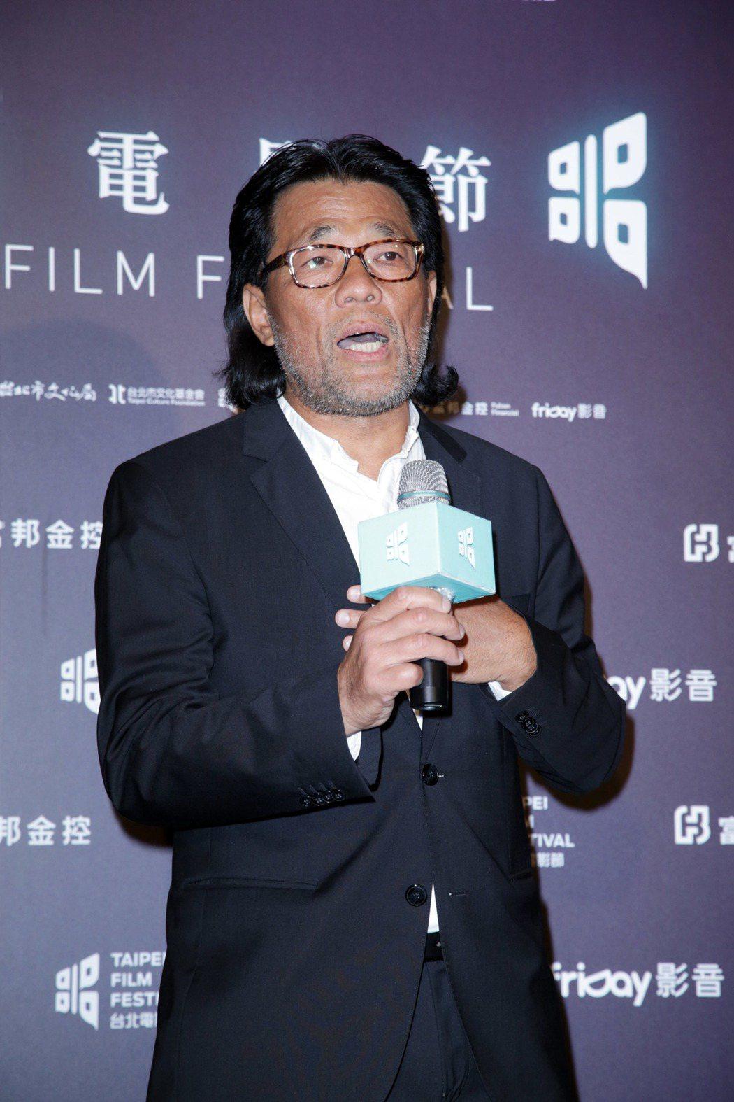台北電影節主席李屏賓。 圖/聯合報系資料照
