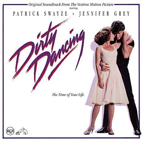圖為1980年代經典電影熱舞十七(Dirty Dancing),由男主角派屈克史...