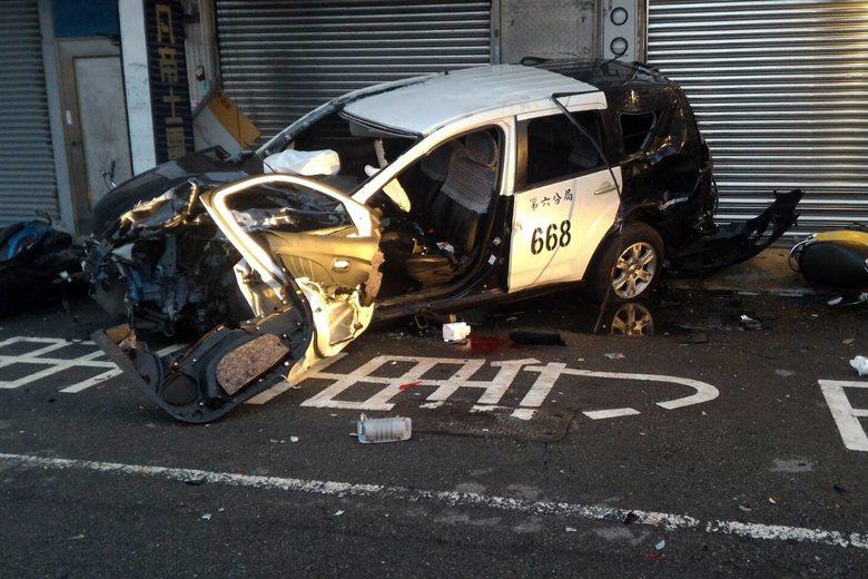若要求受傷員警賠償車輛的爭議,就在「長官全力募款相挺」的報導中被遺忘了,恐怕未來...