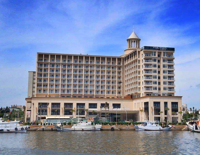 福朋喜來登是澎湖唯一國際連鎖品牌酒店。(圖片提供/澎湖福朋喜來登酒店)