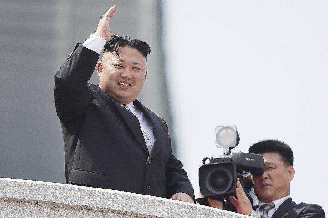 金正恩自2011年上台後,加快發展北韓核武腳步。 (美聯社)