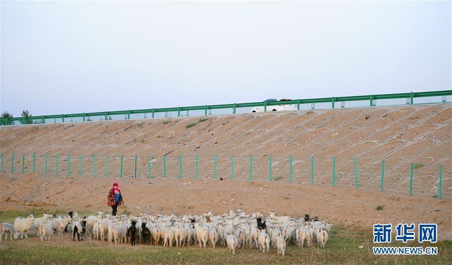 中國大陸從北京到新疆的高速公路今天起全線貫通,北京至烏魯木齊的公路里程縮短近13...