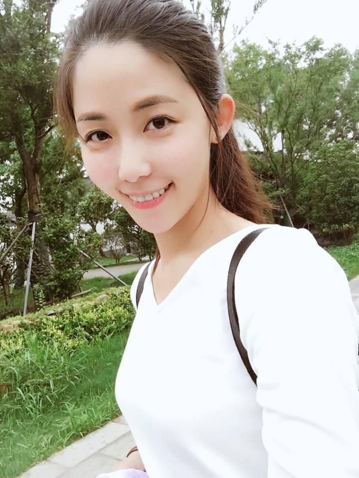 安唯綾外型甜美、氣質清新。圖/摘自安唯綾臉書
