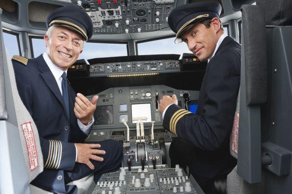 目前在大陸的外籍機師逾千人。 圖/取自航空圈