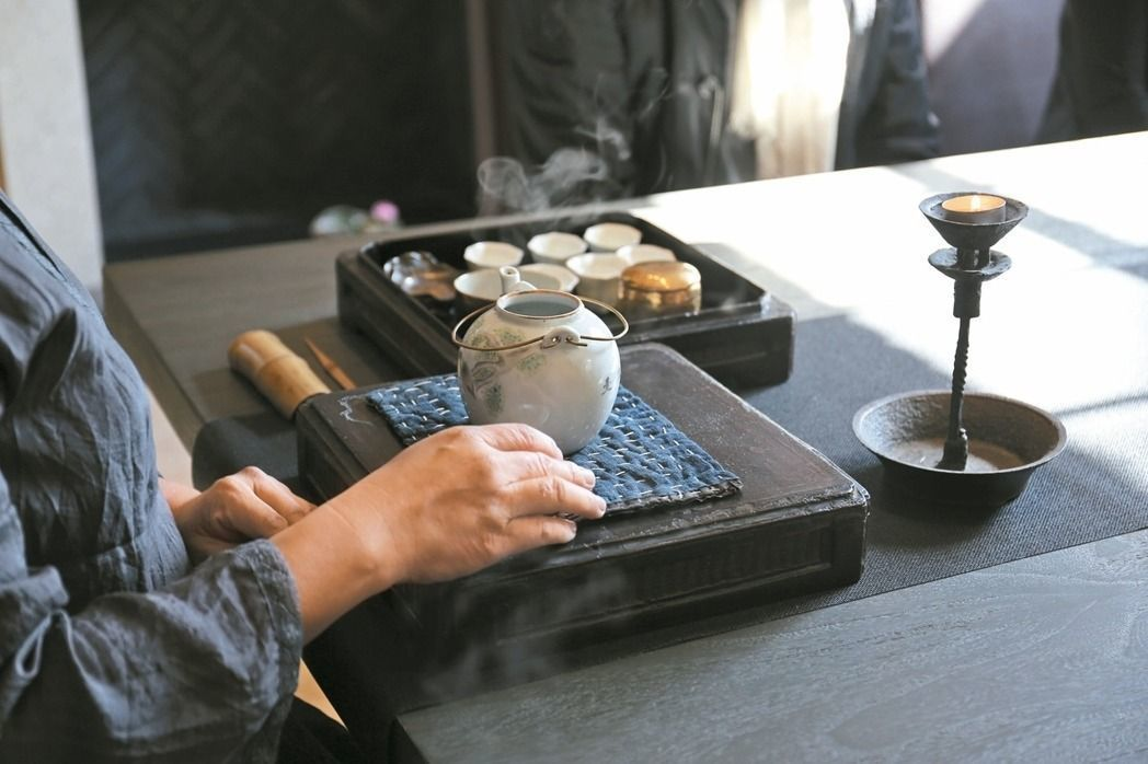 隨著喝茶的習慣改變,品茗的方式已漸漸少見。 圖/報系資料照
