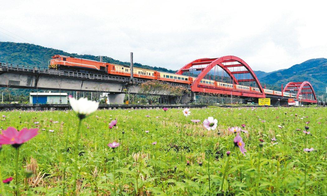 台鐵柴油火車過去奔馳在台灣各地,是不少鐵道迷追逐的焦點,但隨著國人對空汙的重視,...