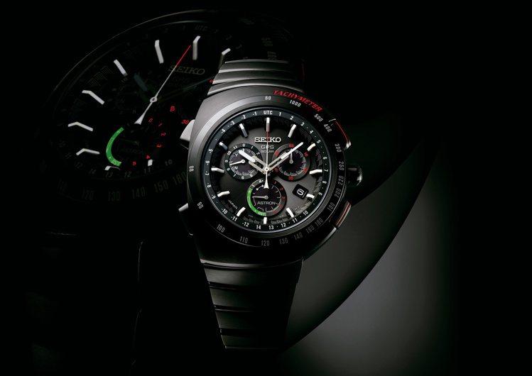 SEIKO與Giugiaro Design攜手合作,推出Astron限量復刻表款...