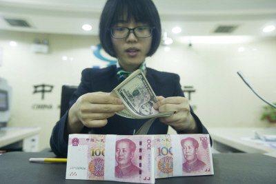 反洗錢效應接連出現,越來越多外商銀行不願提供「大陸中文間接匯款打包服務」。(本報...
