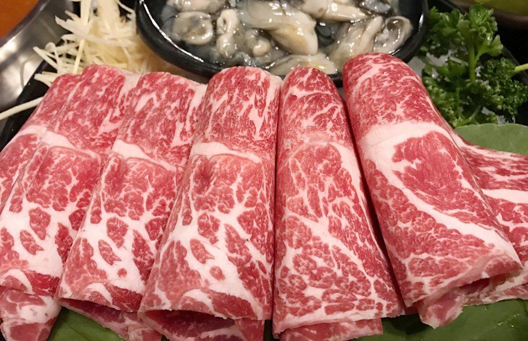 美國牛肉。 記者陳易辰/攝影