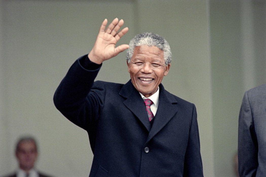 南非已故總統曼德拉。圖/聯合報系資料圖 ICW匯入