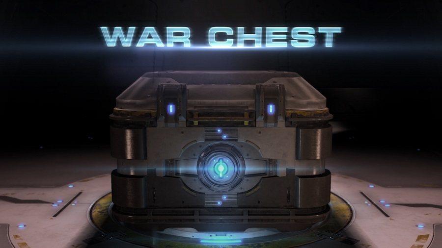 《星海爭霸II》:戰爭寶箱是一個季節性活動,可讓《星海爭霸II》的玩家獲得一系列...