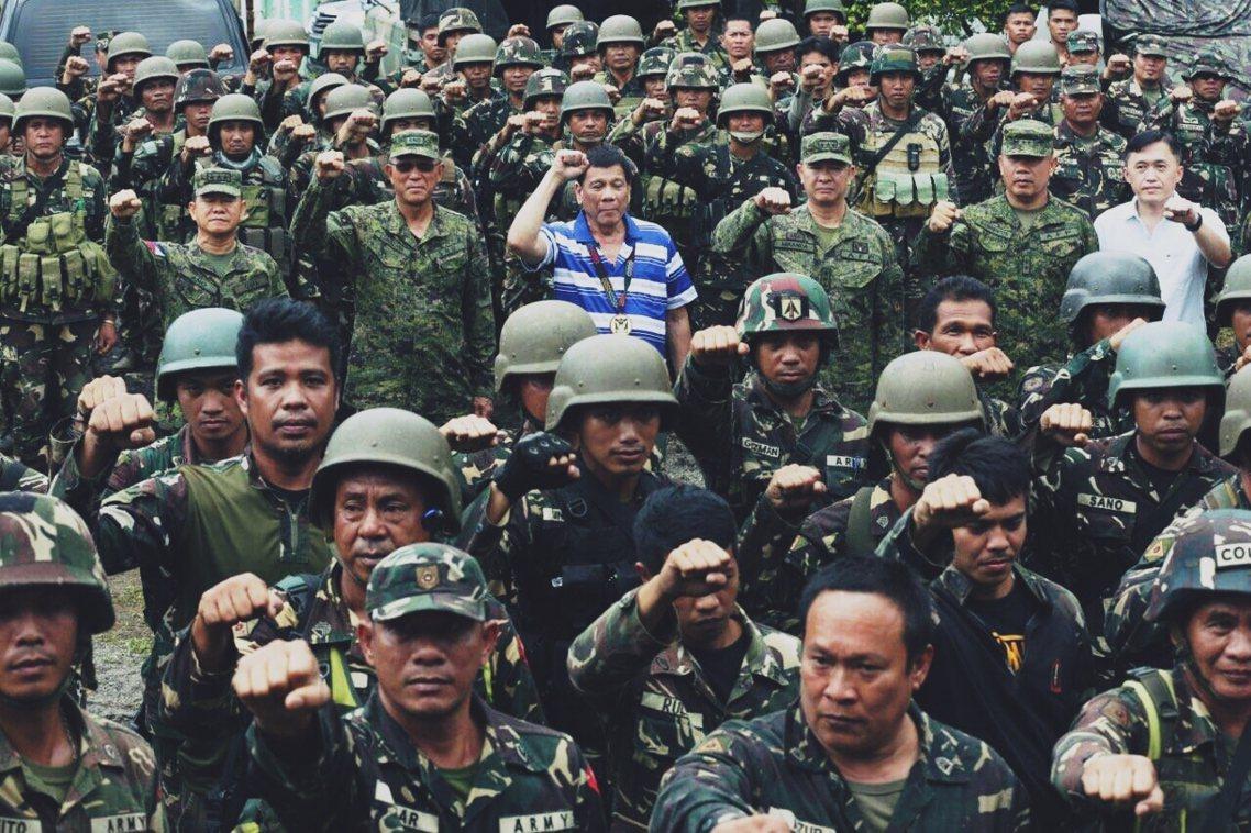 圖/菲律賓總統府