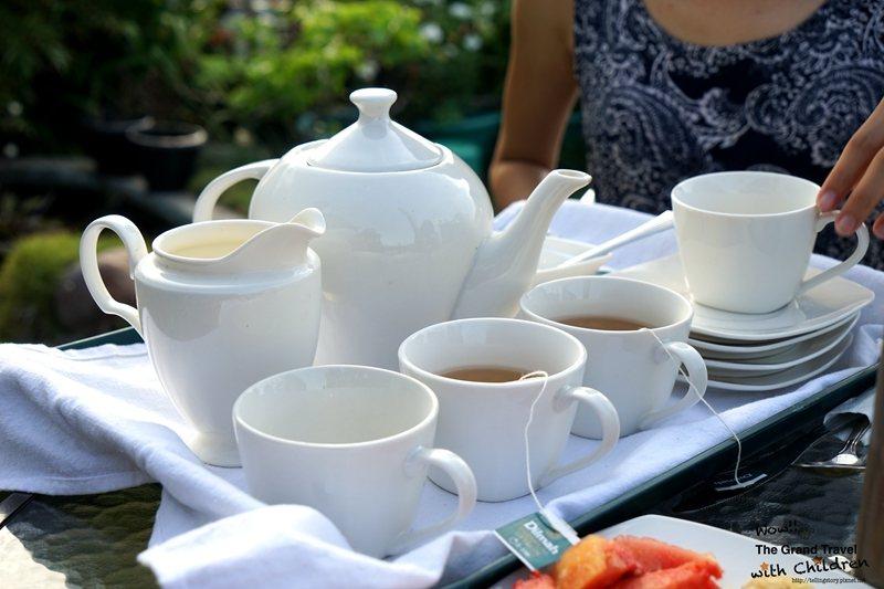 讓人回味無窮的錫蘭紅茶。攝影:吳成夫 Bruce