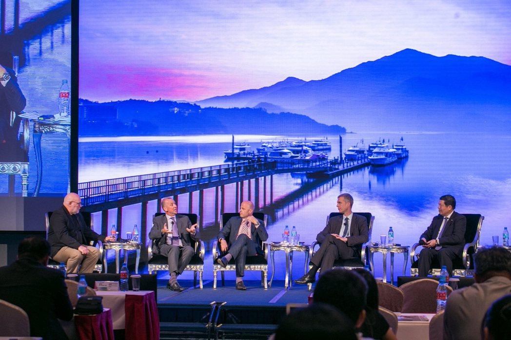 「亞洲會展產業論壇」為啟發會展業者創新思維的最佳平台。 貿協/提供