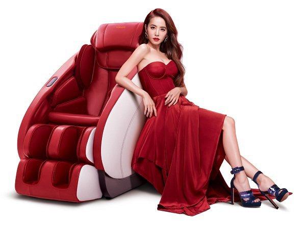 推薦2017年最新款PLAY玩美椅,由天后蔡依林代言的紓壓聖品,99,000元。...