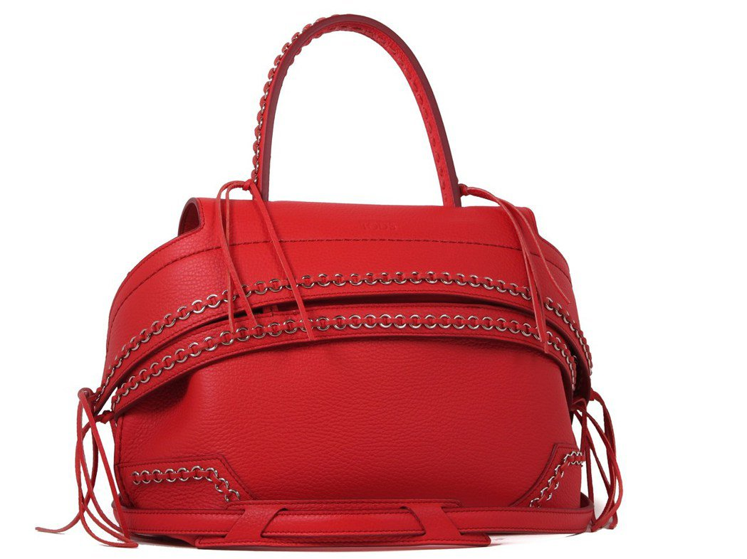 TOD'S Wave Bag,81,400元。圖/TOD'S提供