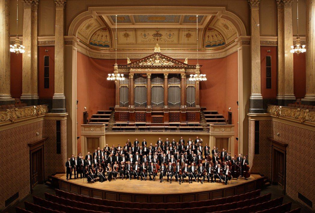 捷克愛樂管弦樂團今年10月訪台,今天中午起開放售票。圖/傳大藝術提供