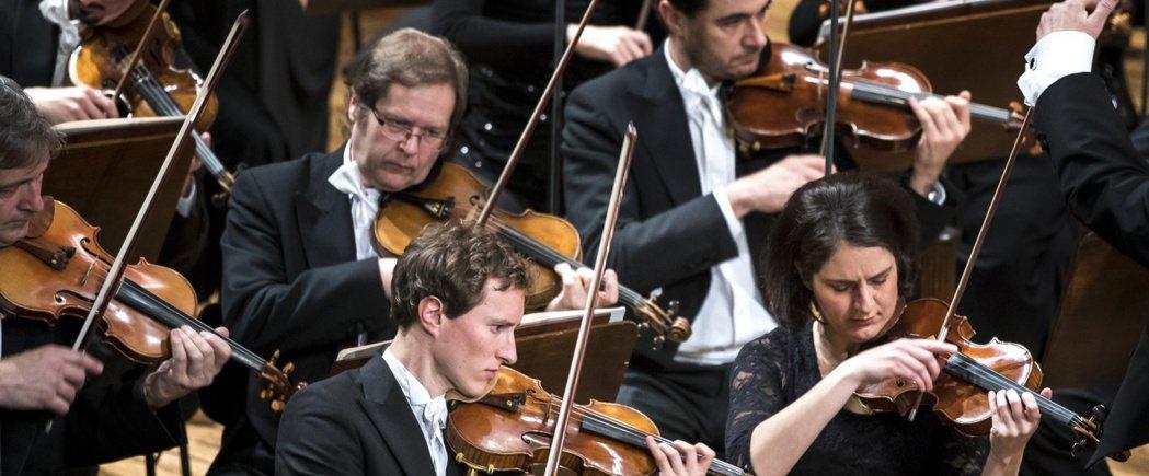 捷克愛樂管弦樂團於今年10月訪台,將重現許多經典曲目。圖/傳大藝術提供