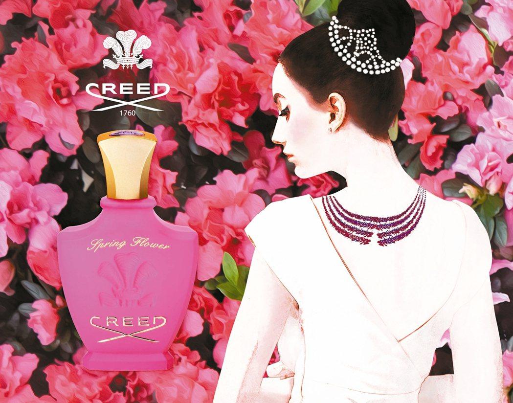 CREED品牌譯名為「信念」,代表頂級香水深受歐洲皇室及名流鍾愛的理由,獨一無二...