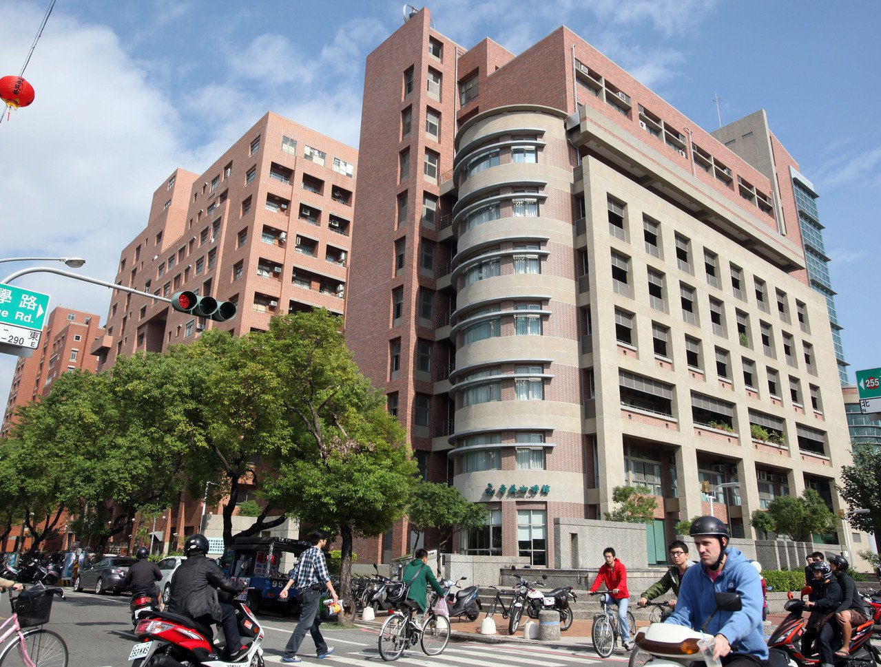 國立成功大學奇美大樓。聯合報系資料照/記者劉學聖攝影