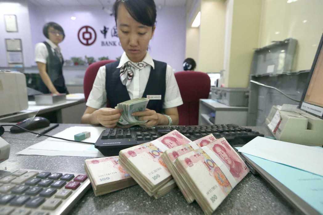 人民幣匯率 飆至8個月新高
