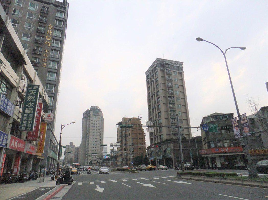 房仲統計官方資料指出,北市文山區失竊率全市最低。記者游智文/攝影