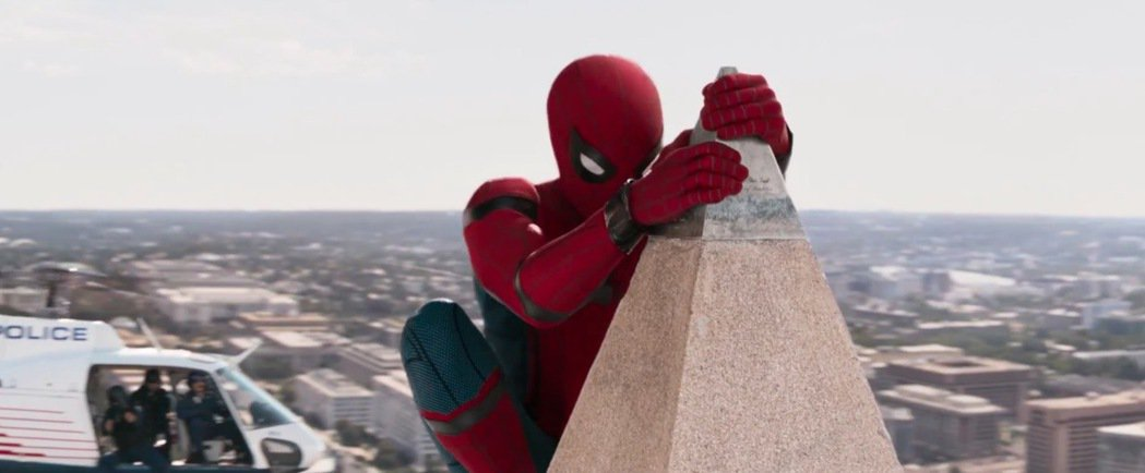 「蜘蛛人:返校日」全球票房熱賣中。圖/索尼提供