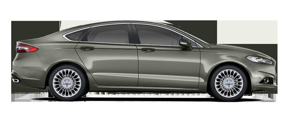 全新Ford Mondeo新增導入星燦銀車色,在沈穩內斂中散發大器車格,提供消費者更豐富的選擇。 圖/福特六和提供