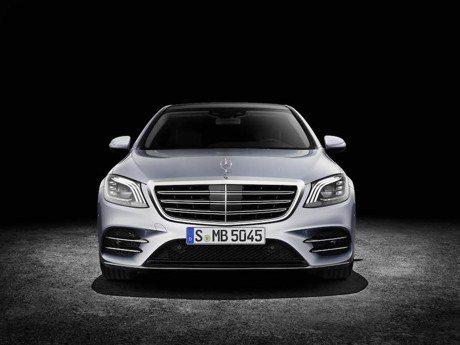 賓士S-Class產品線再擴展 24種車型供選擇