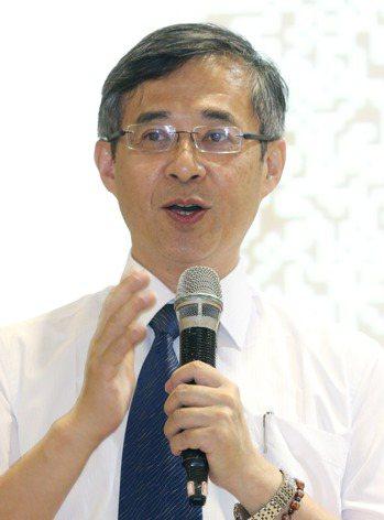 教育部次長姚立德。聯合報系資料照片/記者林俊良攝影