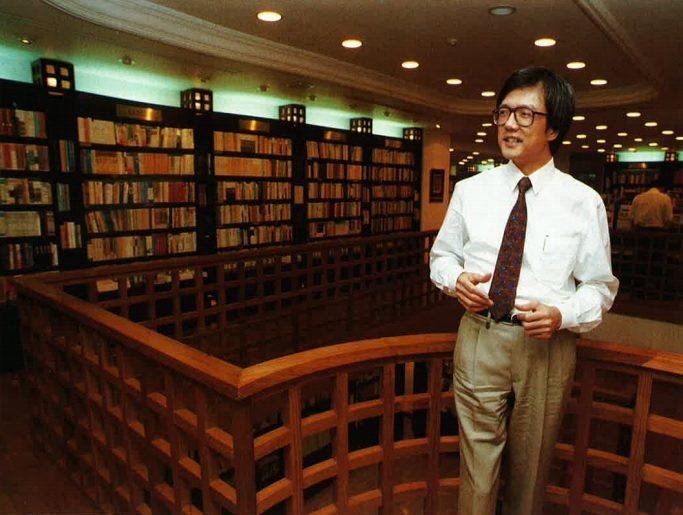 1989年時的吳清友。圖片提供/遠見