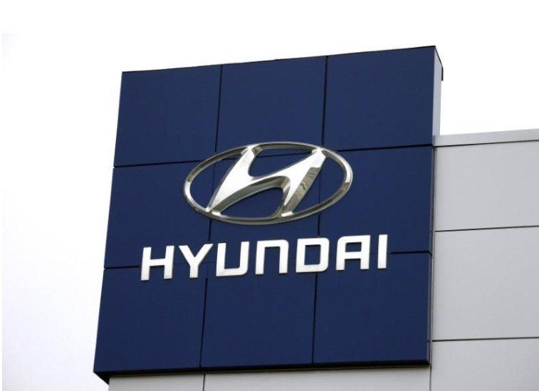 Hyundai誓言要在2021年成為歐洲最暢銷的亞洲汽車品牌。 摘自Reuters