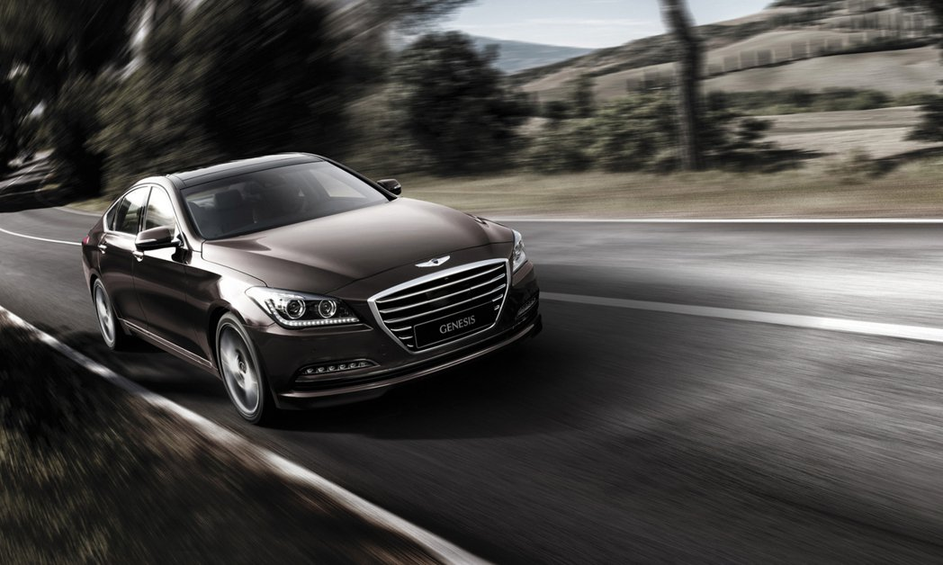 Hyundai旗下的豪華品牌Genesis。圖為Genesis G80。 摘自G...