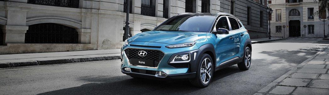 第四代Hyundai Kona已於韓國首爾發表。 摘自Hyundai