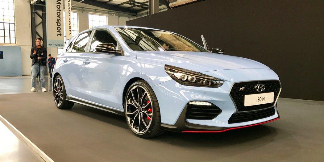 圖為全新Hyundai i30 N。 摘自Car Advice