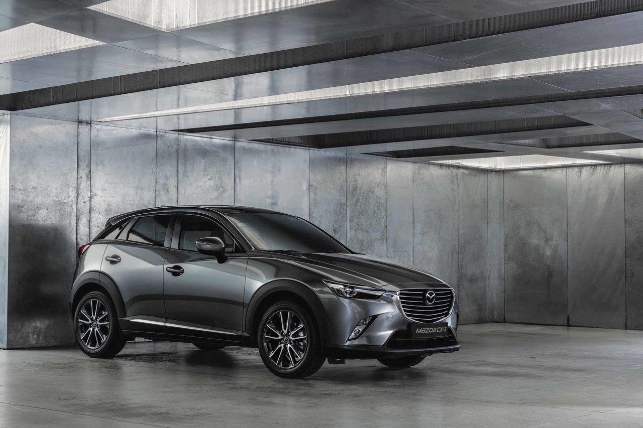 Mazda 提供