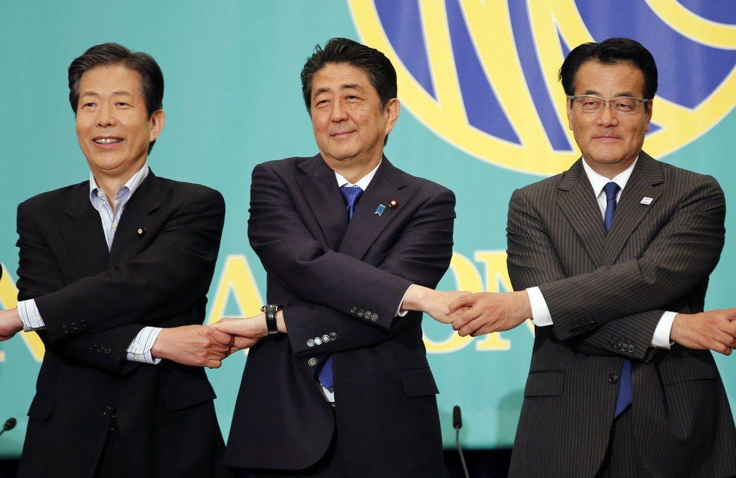參眾兩院擁有60席國會議員的公明黨,擁有牢不可破的動員能力和組織票倉,為日本政壇...