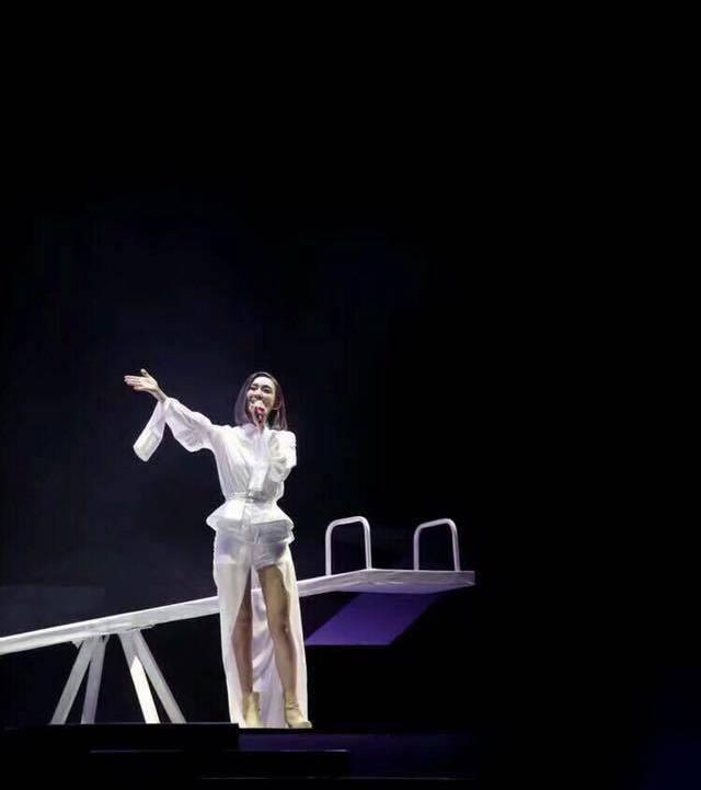 范瑋琪11月在台北小巨蛋開唱。圖/摘自范瑋琪臉書