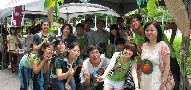 台大生化科技系教授蕭寧馨常傳授健康飲食的觀念給學生。圖/取自臺大推廣教育電子報