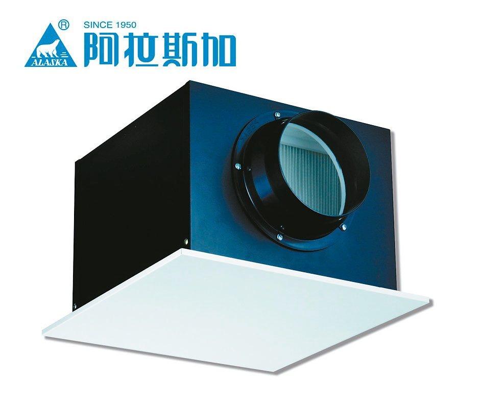 生原家電公司推出阿拉斯加空氣淨化箱。 生原家電/提供