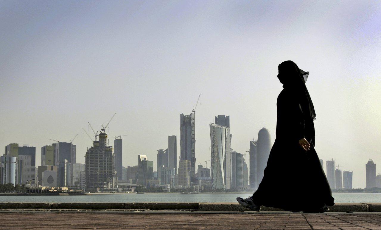 近期卡達遭中東各國斷交。 美聯社