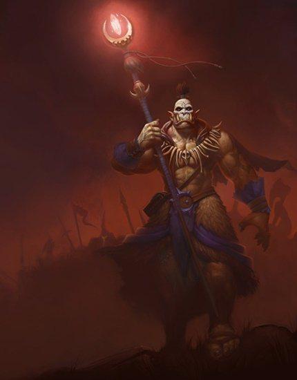 第一代的巫妖王:耐祖奧