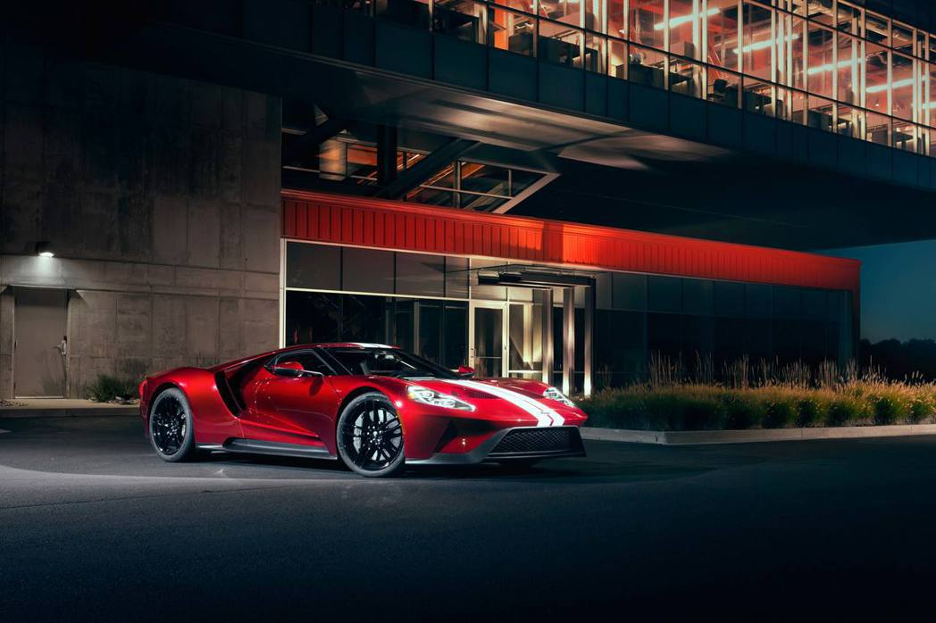 Ford GT。圖/Ford提供