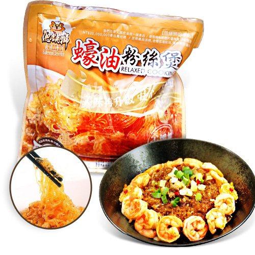 使用龍口粉絲,香Q不軟爛,即日起至7月31日止,只要780元。圖由廠商提供。