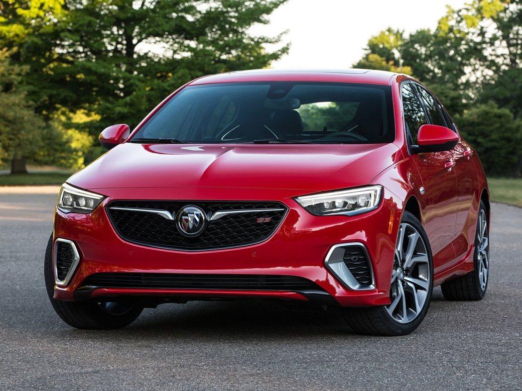 Buick Regal GS美規售價39990元,約新台幣121萬元。 圖片來源:Buick